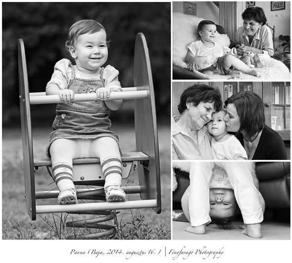Gyermekfotózás - Panna (Fotó: Faragó Ferenc)