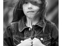 Szélfútta portré | Windswept portrait