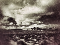 Near to Horsehoe Bend (Arizona, 2011. november 5.)