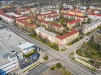 Néptelen Város (Empty City) Tatabánya, 2020. március 28.)
