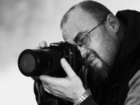 Fotós-portré (Fotó: Faragó Ferenc)