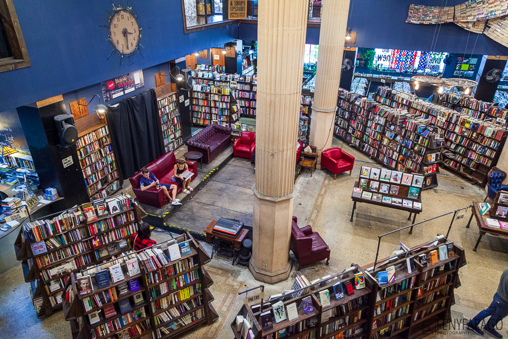 The Last Bookstore (Los Angeles, California)