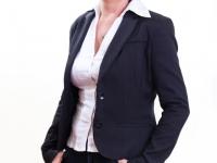 Üzleti portré fotózás - Lilla (Fotó: Faragó Ferenc)