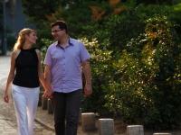Michal és Viola e-session fotózása (Budapest, 2011. június 7.) www.eskuvo.foto-graf.hu