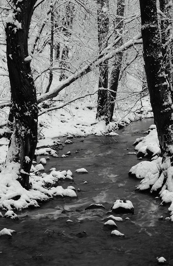 Téli patak