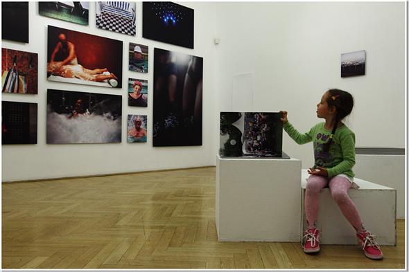 Budapest Pozitív kiállítás