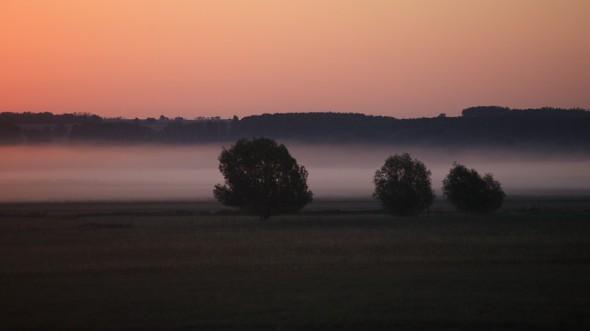 A hajnal pompája