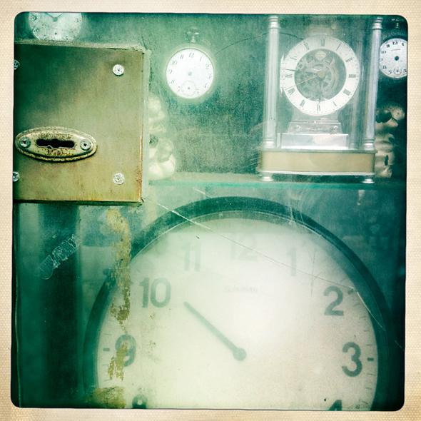 Bezárt idő