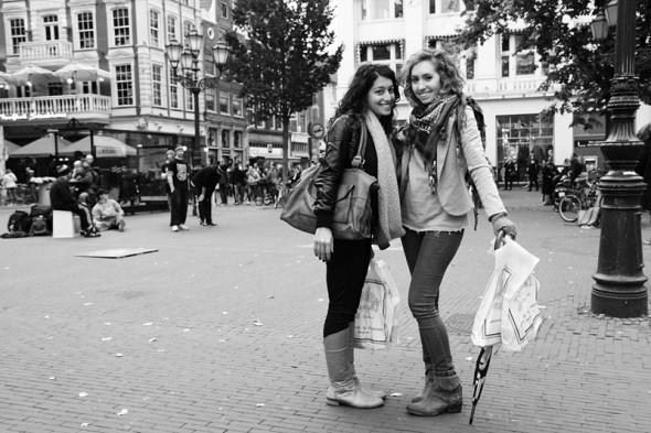 Alkalmi modellek (Amszterdam, 2012. október 10.)