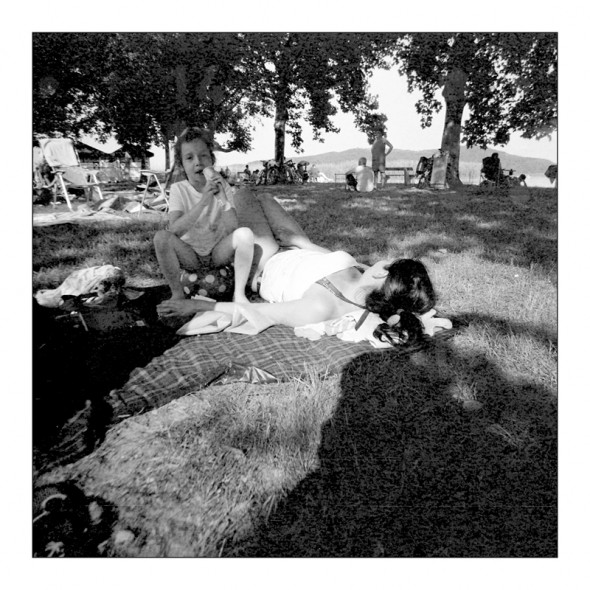 Balaton (Diana, Lady Grey B&W film)