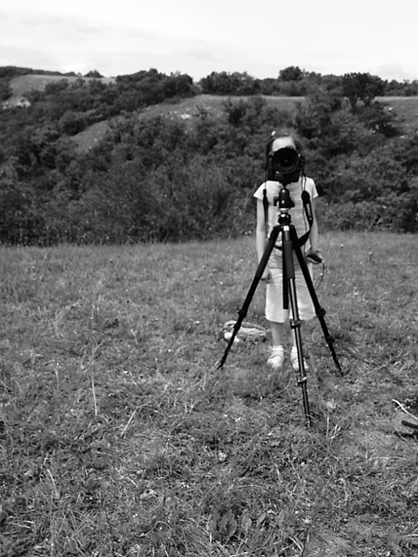 A kis fotós (Vértes, 2014. június 25.)
