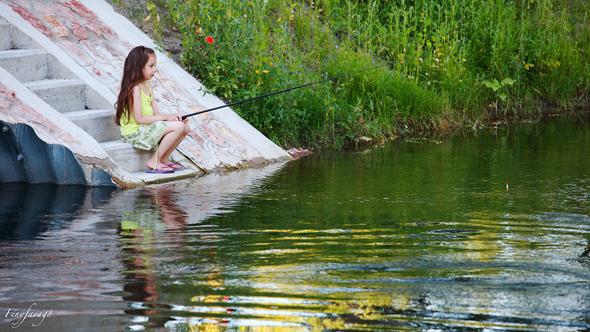 Megérdemelt pihenés (Dunasziget, 2014. június 14.)