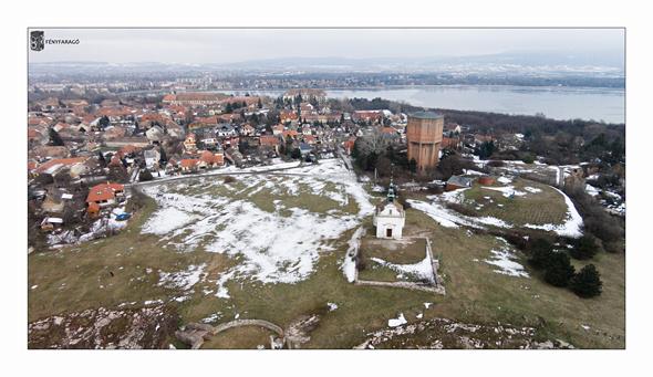 Kápolna (Tata, Kálvária-domb, 2015. február 11.)