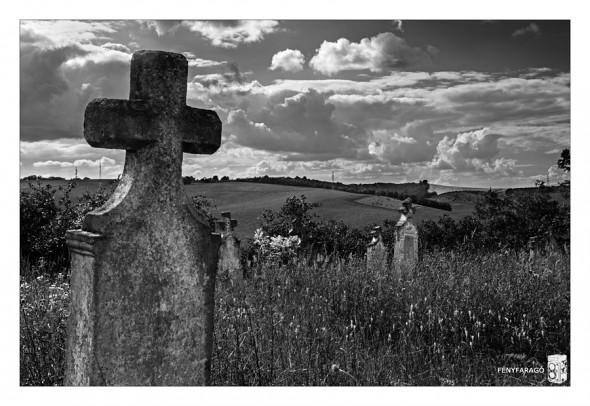 Régi temető (Máriahalom, 2015. június 21.) | The old graveyard (Máriahalom, 21th Jun, 2015.)