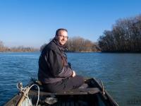 Évbúcsúztató horgászat a Dunán (2019. december 31.)