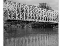 Hídtükör- Lomográf tájkép - Ljubitel 2vel, filmre készült hagyományos tájképHídtükör- Lomográf tájkép - Ljubitel 2vel, filmre készült hagyományos tájkép