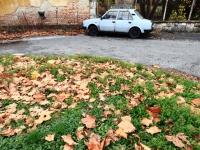 Öregedő maradványok (2013. november 7. - Tatabánya, a régi kórház épülete)