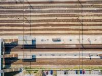 Vasútállomás - Néptelen város