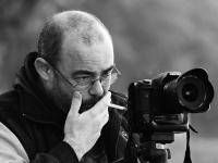 Alkotás közben (Fotó: Faragó Ferenc)