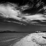 Montázs - Magányos part