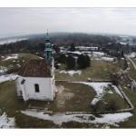 Madárszemmel: Tata - Kálvária-domb